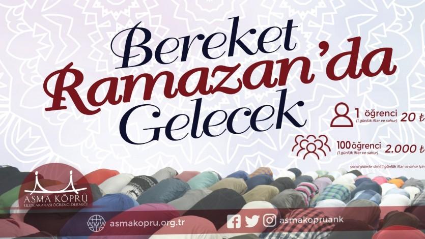 Bereket Ramazan'da Gelecek