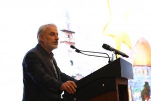Dernek Başkanımız Hanefi Sinan açılış konuşmasını gerçekleştirdi.