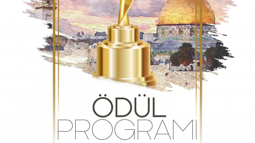 Kudüs Benim Neyim Olur? Sokak Röportajı Yarışması Ödül Programı