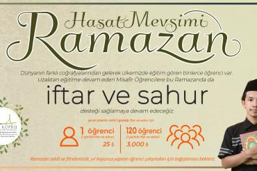 """Hasat Mevsimi"" Ramazan"